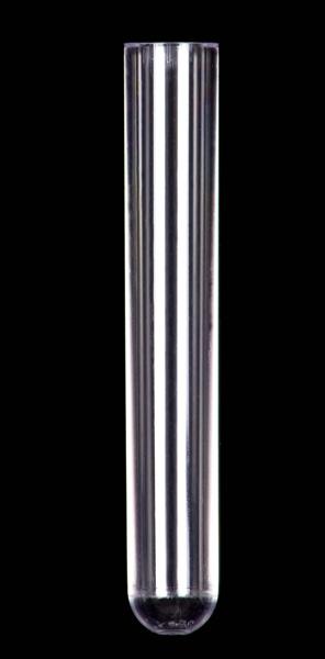 12x75mm polystyrene test tube facs non sterile