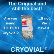 How good is your cryo-storage vial?