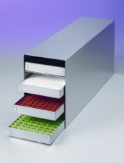Labstuff Stainless Steel Freezer Racking