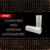 New! Multi-Purpose Beaker for Metrohm Autosamplers